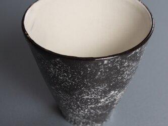 淡雪の円錐カップ(大)の画像