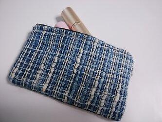 【送料無料】手織り小銭入れの画像