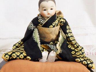 NO.7 市松人形の画像