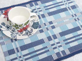 手織りマット【M−Rep*04】の画像