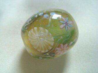 とんぼ玉(花しずか2)の画像
