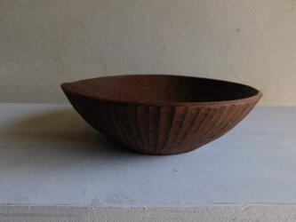 ウォルナットの小鉢の画像