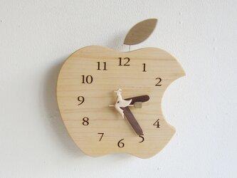 アップルと魔女 置き・掛け時計の画像