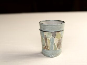 ちょっとポップなフリーカップ iBw-004の画像