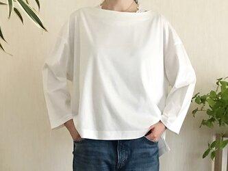 大人なTシャツ(ホワイト)の画像