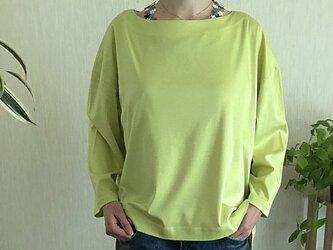 大人なTシャツ(ライム)の画像
