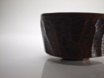 半筒形茶椀「石垣」の画像