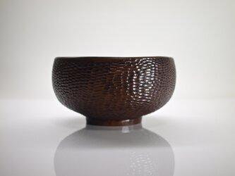輪形茶椀「亀甲」の画像