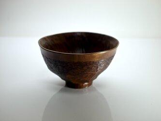 天目形茶椀「双魚の交わり」の画像
