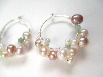 【romantic pierced earrings6】の画像