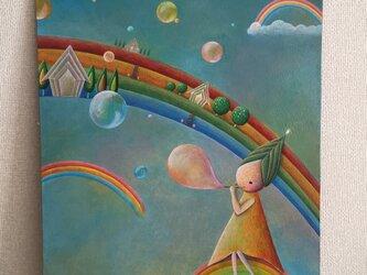 なつ『rainbow』の画像