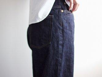 14oz.selvedgedenim jeansの画像