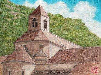 静寂の物語~セナンク修道院の画像