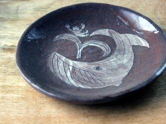 鯨の豆皿の画像