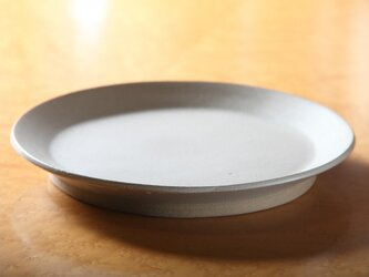 丸皿(大)の画像