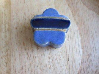 [送料無料] 陶器 メモスタンド・カードホルダー Aの画像