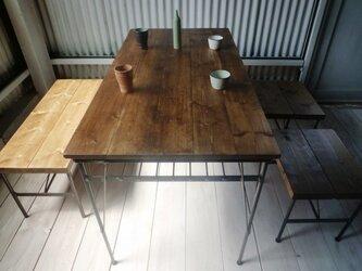 【送料無料】【 テーブルセット 】 ダイニングテーブル セット Aの画像