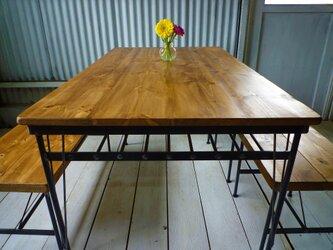 【 テーブルセット 】 ダイニングテーブル セット Aの画像