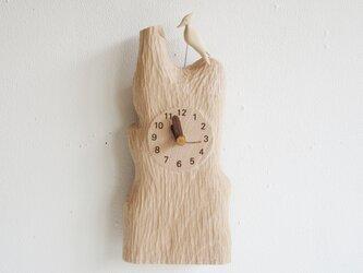 キツツキ君 置き・掛け時計の画像