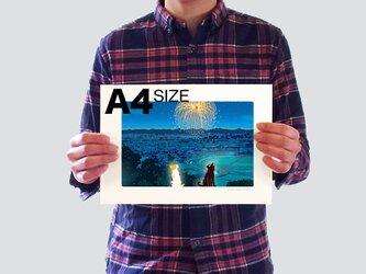 イラストシート A4サイズ(全43種から選べます)の画像