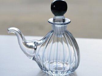 ボトル(ブルーグレーライン)の画像