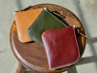 L型財布「Lilly」の画像