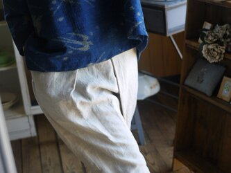 久留米絣4種からトップスの画像