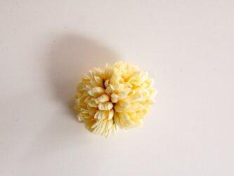 マムのポニーフック(yellow)の画像