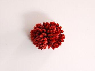 マムのポニーフック(red)の画像
