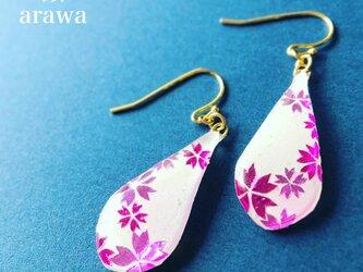 桜雫 -Sakura drops- 【永遠に咲き誇る桜シリーズ】の画像