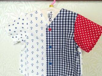 【クレイジーシャツ】100サイズ・Bの画像