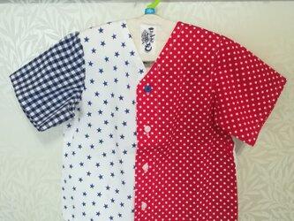 【クレイジーシャツ】120サイズ・Bの画像