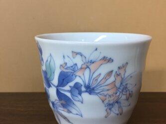 ハニーサックルのフリーカップの画像