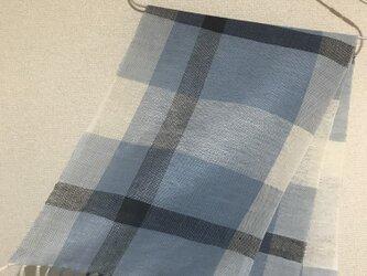 手織りストール SP11の画像