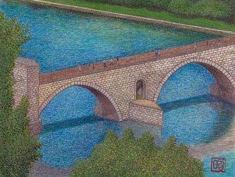アヴィニョンの橋での画像
