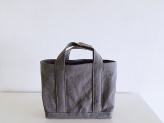 TOTE BAG (M) / smokygrayの画像