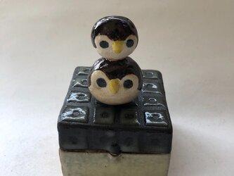 陶ハコ「モマ笛」の画像