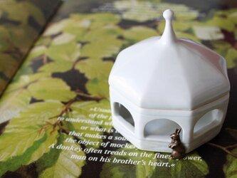 香りのガゼボ(欧風東屋)の画像
