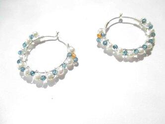 【romantic pierced earrings8】の画像