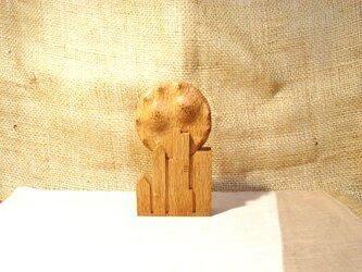 煎餅な月/オブジェの画像
