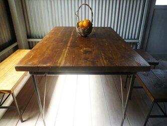 【送料無料】【 テーブルセット 】 ダイニングテーブル セット Bの画像