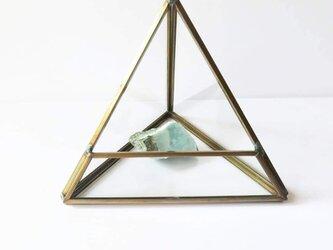 ラリマーのクラスター(ドミニカ共和国産)【送料無料】の画像