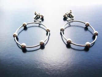 EARRINGS - 〇の画像