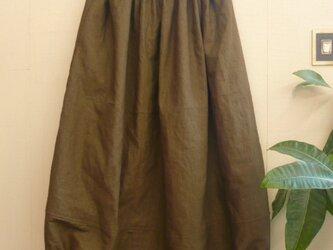 リネン*バルーンスカート*の画像