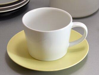 コーヒーカップ、ソーサー 春色 パステルカラー 5色の画像