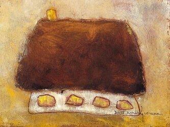 家 (額縁付き)の画像