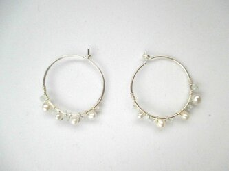 【romantic pierced earrings10】の画像