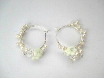【romantic pierced earrings11】の画像