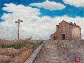 沈黙の聖堂~モンサラーシュにての画像