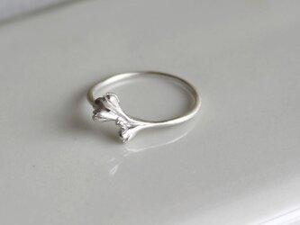 sv925 オリーブの花のリングの画像